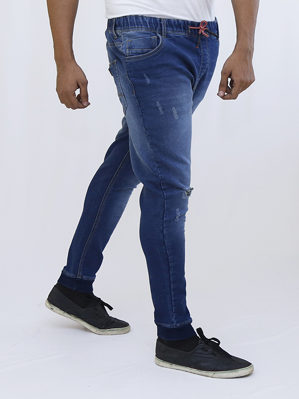 Wulf Men's Regular Fit Denim Jeans