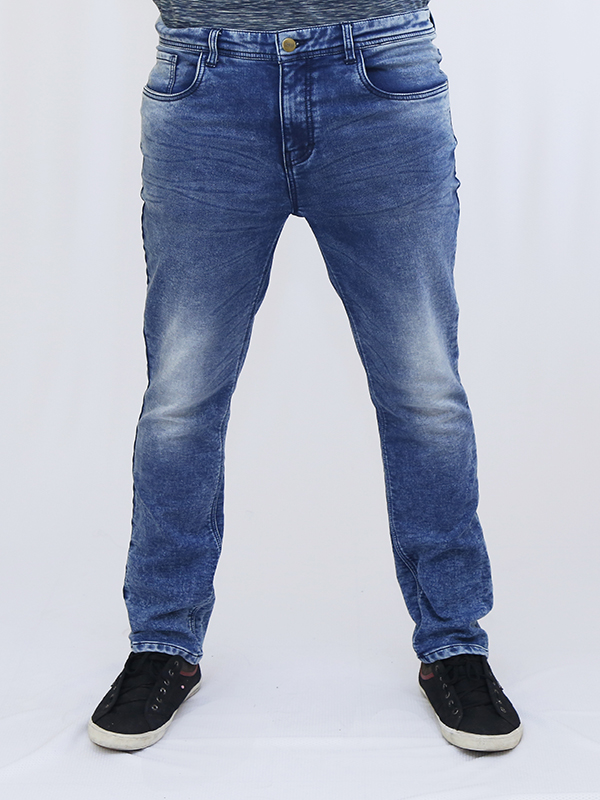 Wulf Men's  Slim Denim Jeans