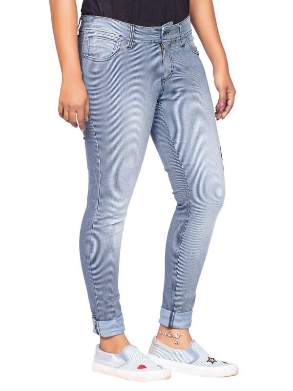 Wulf Women's Regular Fit Jeans
