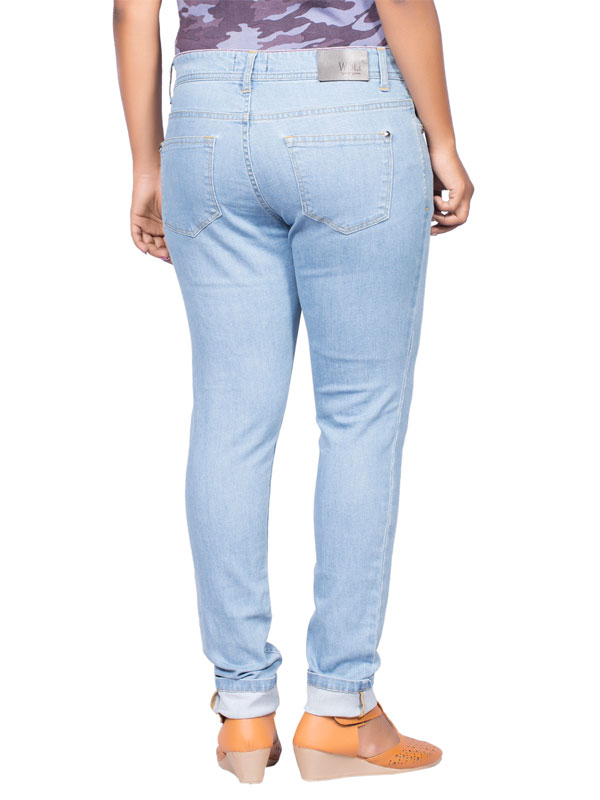Wulf Women's Regular Fit Jeans